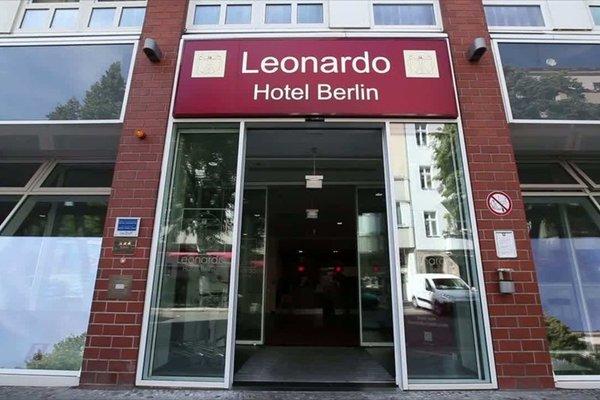 Leonardo Hotel Berlin - 21