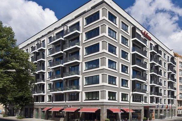 Adina Apartment Hotel Berlin Mitte - фото 22