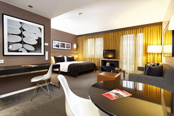 Adina Apartment Hotel Berlin Mitte - фото 3