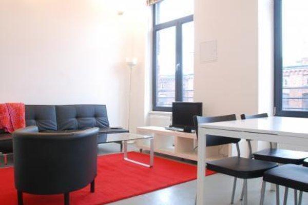 IMA Loft Apartments - фото 10