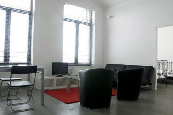 IMA Loft Apartments - фото 7