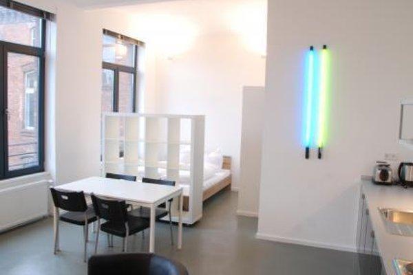 IMA Loft Apartments - фото 9