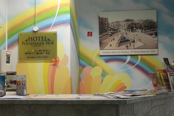 Hotel Potsdamer Hof Berlin am Potsdamer Platz - 17