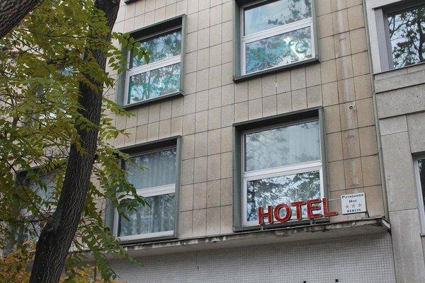 Hotel Potsdamer Hof Berlin am Potsdamer Platz - 22