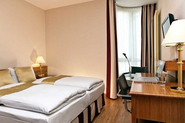 Mercure Hotel Berlin Zentrum - фото 5