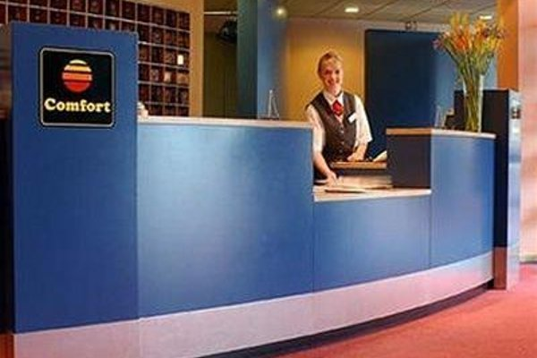 Comfort Hotel Lichtenberg - фото 16