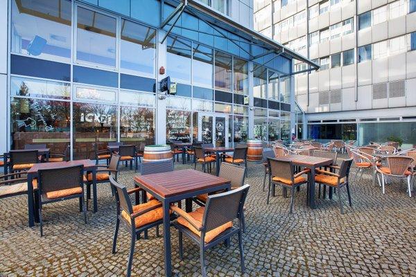 Holiday Inn Berlin City-East Landsberger Allee - фото 16