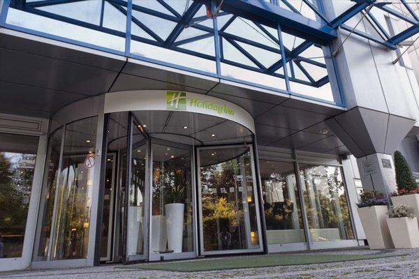Holiday Inn Berlin City-East Landsberger Allee - фото 17
