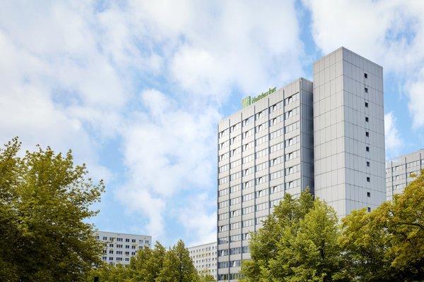 Holiday Inn Berlin City-East Landsberger Allee - фото 23