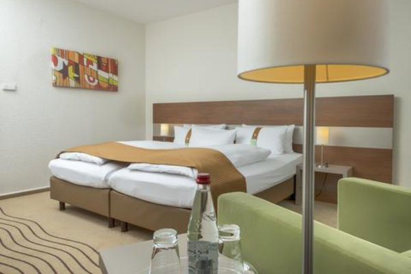 Holiday Inn Berlin City-East Landsberger Allee - фото 4