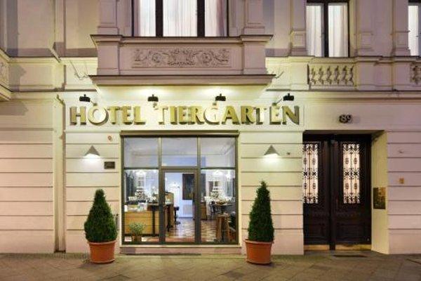 Hotel Tiergarten Berlin - фото 20