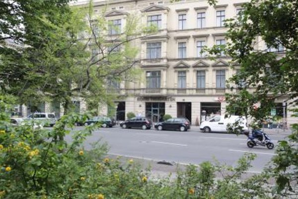 Hotel Tiergarten Berlin - фото 22