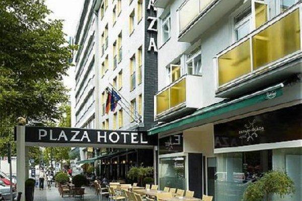 Berlin Plaza Hotel am Kurfurstendamm - фото 14