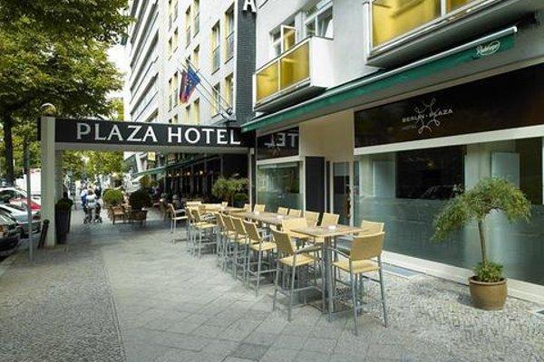 Berlin Plaza Hotel am Kurfurstendamm - фото 15