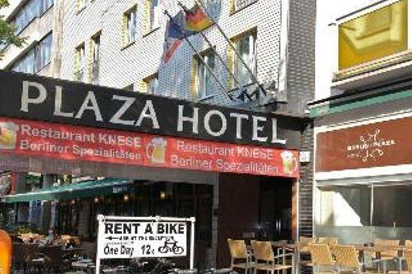 Berlin Plaza Hotel am Kurfurstendamm - фото 17