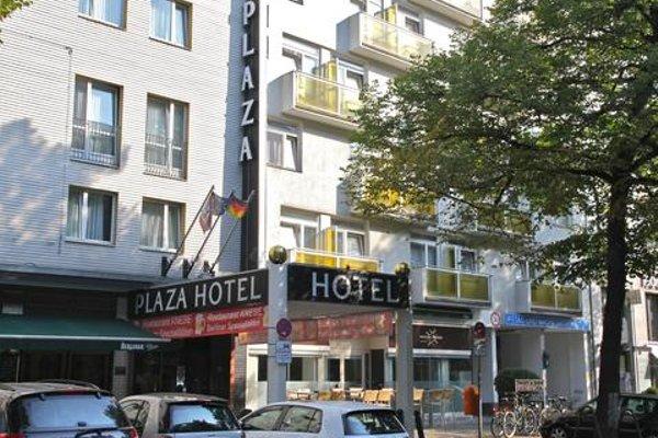 Berlin Plaza Hotel am Kurfurstendamm - фото 23