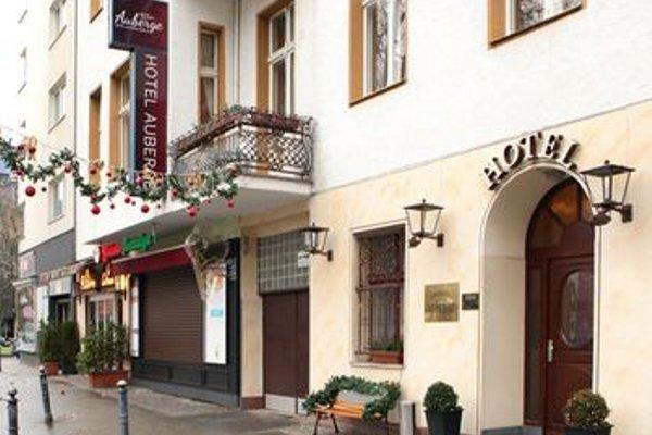 Kult-Hotel Auberge - фото 21