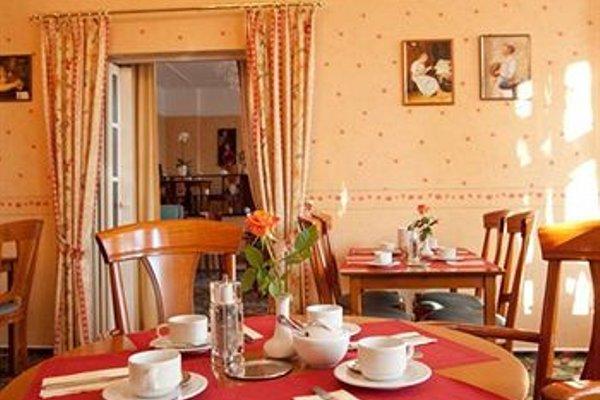 Kult-Hotel Auberge - фото 9