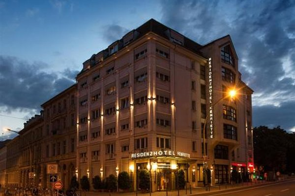 Derag Livinghotel Berlin Mitte (ех. Derag Livinghotel Henriette) - фото 22