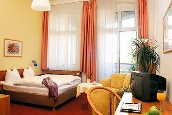 Hotel Pension Delta - фото 50