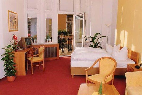 Hotel Pension Delta - фото 11