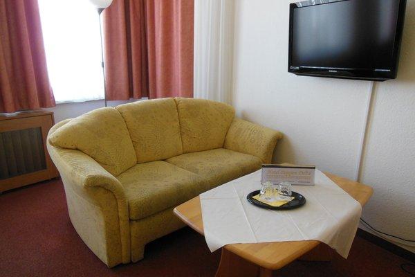 Hotel Pension Delta - фото 12