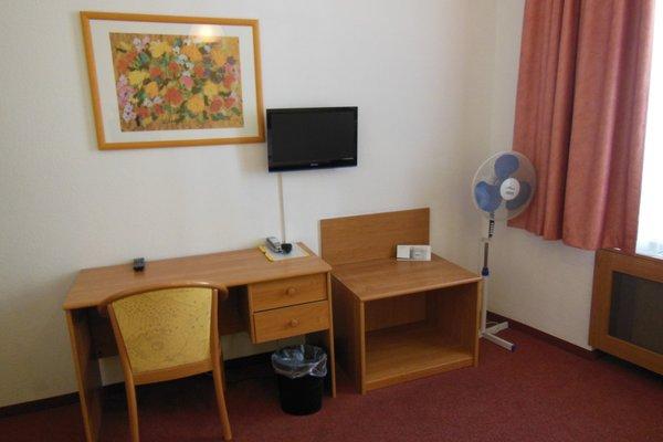 Hotel Pension Delta - фото 6
