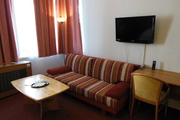 Hotel Pension Delta - фото 8