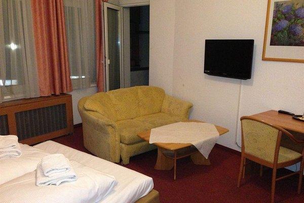 Hotel Pension Delta - фото 9