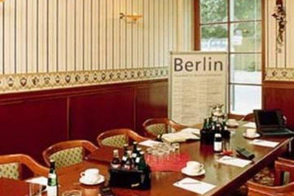 Georghof Hotel Berlin - фото 11