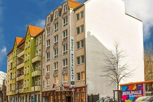Georghof Hotel Berlin - фото 22