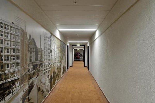 Mercure Berlin Alexanderplatz - 18