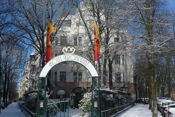 Novum Hotel Kronprinz Berlin (ех. Romantik Hotel Kronprinz Berlin) - фото 22