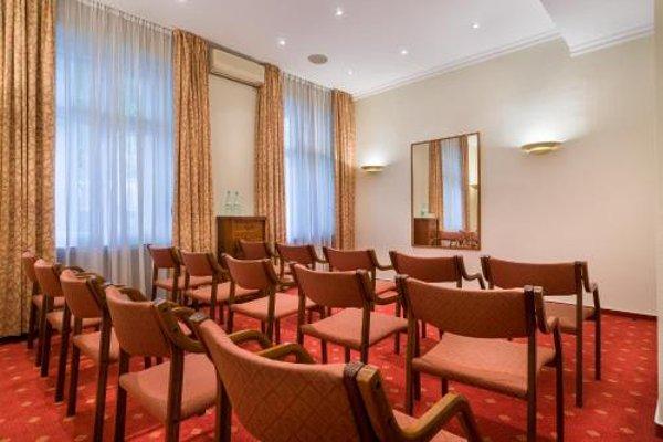 Novum Hotel Kronprinz Berlin (ех. Romantik Hotel Kronprinz Berlin) - фото 5