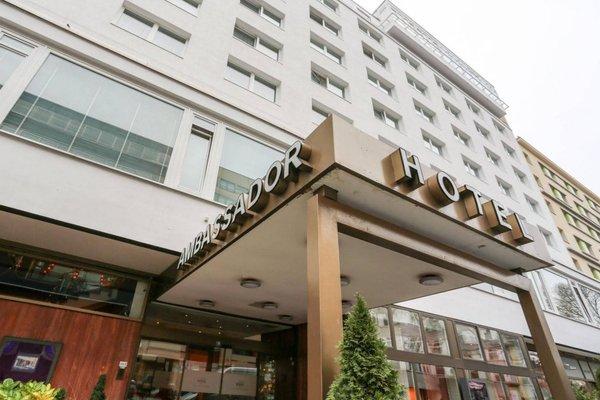 SORAT Hotel Ambassador - фото 23