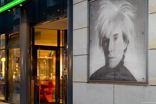 art'otel berlin kudamm - фото 20