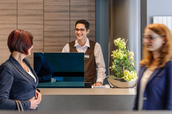 Mercure Hotel Berlin Mitte - фото 16