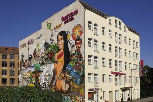 Mercure Hotel Berlin Mitte - фото 22
