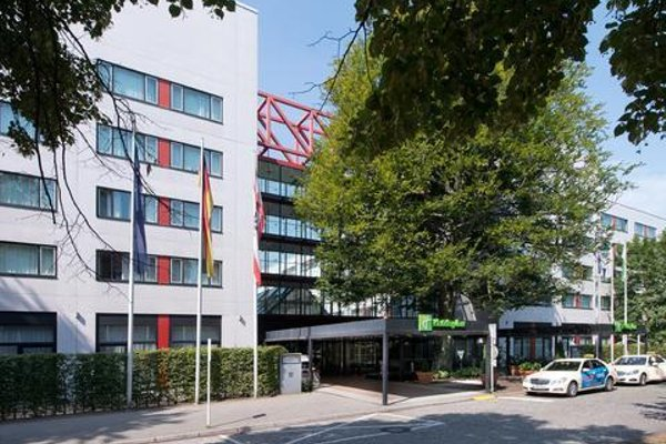 Holiday Inn Berlin City-West - фото 23