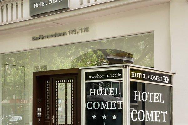 Hotel Comet am Kurfurstendamm - фото 21