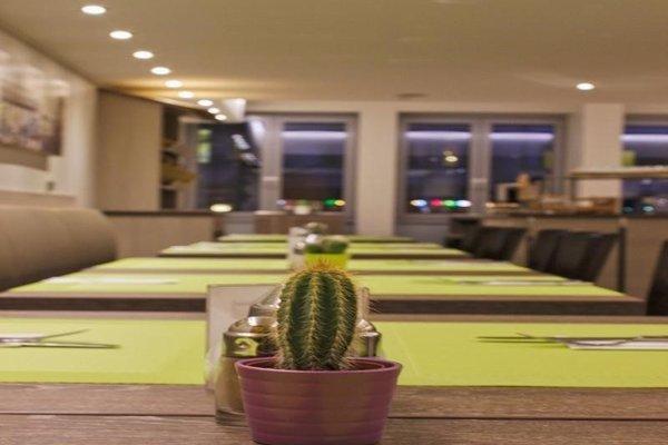 Best Western Hotel Kantstrasse Berlin - 17