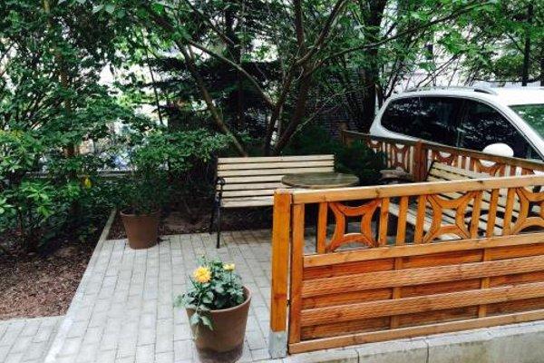 Best Western Hotel Kantstrasse Berlin - 21