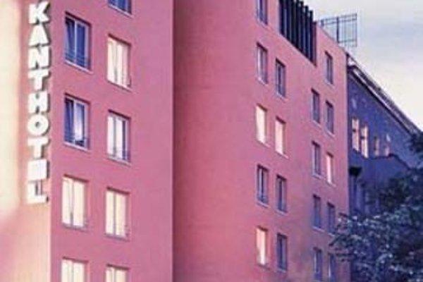 Best Western Hotel Kantstrasse Berlin - 23