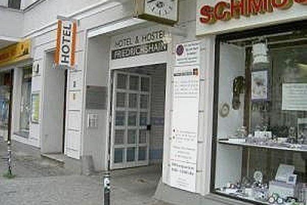 Hotel Friedrichshain - 21