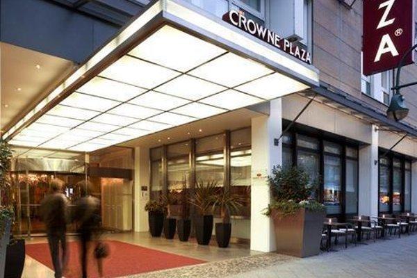 Crowne Plaza Berlin City Centre - фото 15