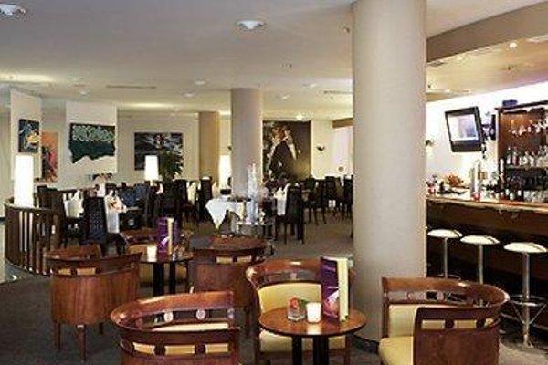 Mercure Hotel Berlin Tempelhof Airport - фото 14