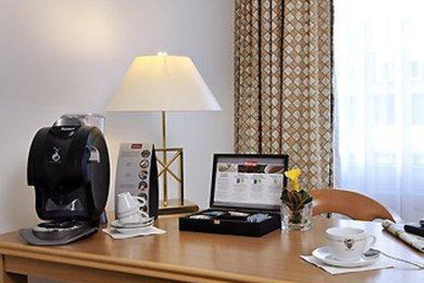 Mercure Hotel Berlin Tempelhof Airport - фото 3