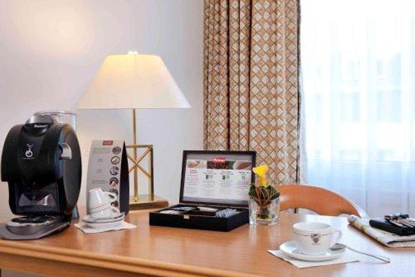 Mercure Hotel Berlin Tempelhof Airport - фото 4