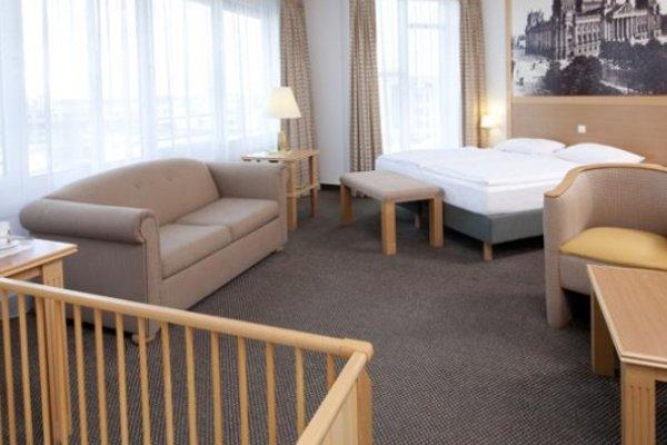 Mercure Hotel Berlin Tempelhof Airport - фото 5
