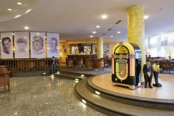 Mercure Hotel Berlin Tempelhof Airport - фото 7
